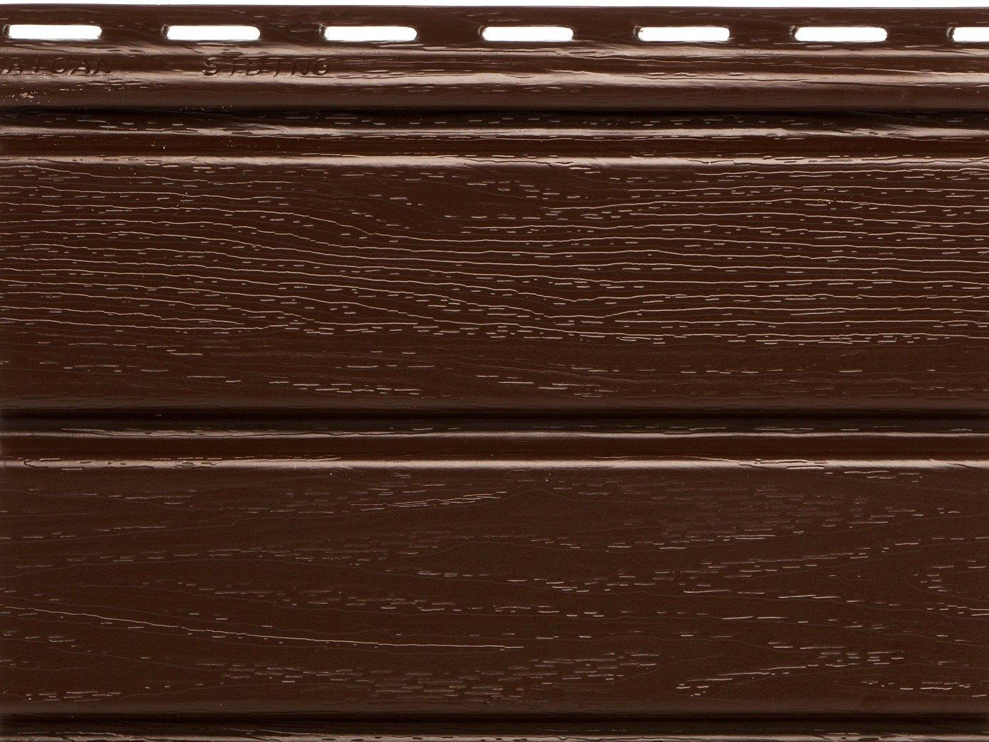 Шоколадный софит «American siding» Турция